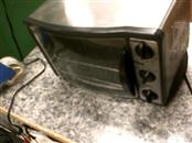 GE Toaster Oven TOASTER OVEN
